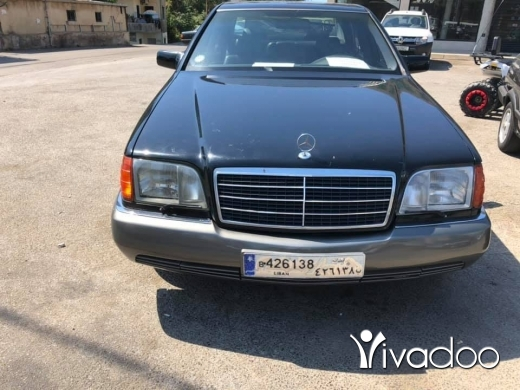 Mercedes-Benz in Sarba - 5 500 $ mercedes benz 600 sel ‎صربا, جبل لبنان