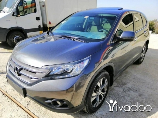 Honda in Beirut City - 111 $ CR-V ex plus Europe spcs no accident low mileage guaranteed ‎شحيم, جبل لبنان
