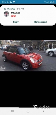 Mini in Beirut City - 5 500 $ Mini copper ‎بيروت, بيروت‎