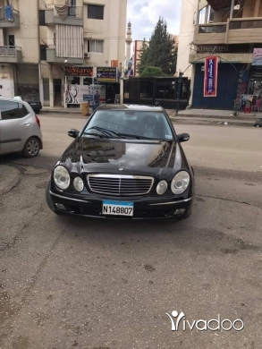 Mercedes-Benz in Tripoli - GRATUIT Mercedes e 320 2005 ‎البداوي, الشمال