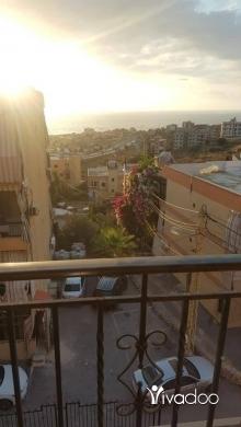 Apartments in Jiyeh - 300 $ شقه للايجار 03198690 جية, جبل لبنان