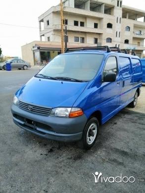 Toyota in Beirut City - 111 $ Toyota hiyas 3z swisri moudel 2007 4×4 t03387403 71368543