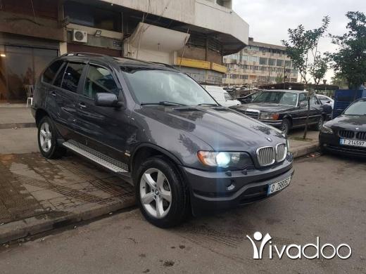BMW in Tripoli - 5 500 $ X5 71001190 طرابلس, الشمال