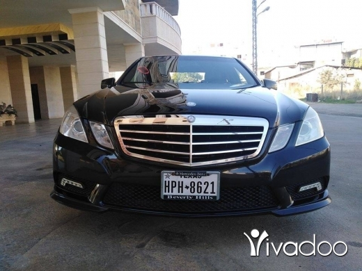 Mercedes-Benz in Chtaura - 11 000 $ MERCEDES BENZ E350 2ajnabieh 2010 ‎شتورا, البقاع