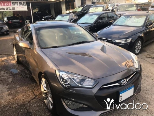 Hyundai in Beirut City - GRATUIT 2014 Hyundai Gensis Coupe V6 بيروت, بيروت