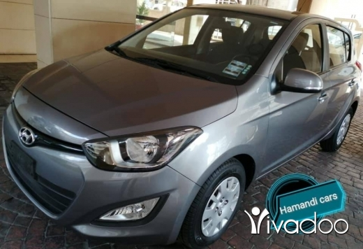 Hyundai in Beirut City - 8 800 $ HYUNDAI I 20 بيروت, بيروت
