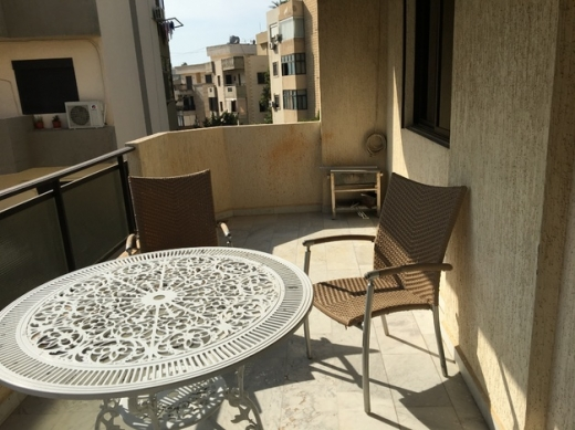 Apartments in Naccache - للايجار شقة 155 م فخمة مفروشة في النقاش
