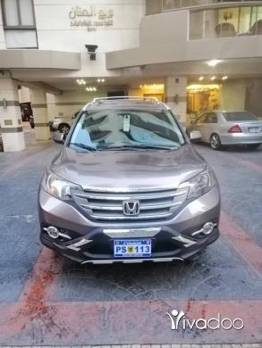 Honda in Beirut City - 13 500 $ ⭕ HONDA CRV EX 2012 4X4 FULL OPTION CAMIRA BACK ⭕ بيروت, بيروت