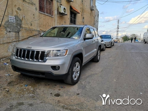 Jeep in Beirut City - 17 200 $ Jeep grand cherokee 2011 ajnabe ‎رميله, جبل لبنان
