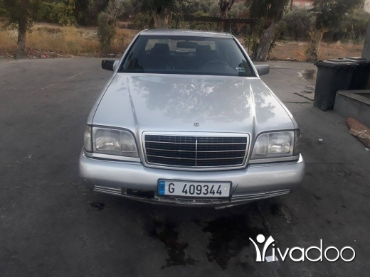 Mercedes-Benz in Saida - 2 200 $ مرسيدس شبح400موديل91بواب شفط مدفوع2018معاينة 2019الدفع بالدولار ما حدايتشاطر علي70078988 