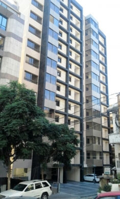 Apartments in Achrafieh - New Semi-Furnished Apartment 10th Floor 2 Parking-Lots