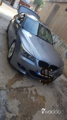BMW in Beirut City - 7 000 $ M5. 525i.sport backejj dolar 1500 غدير, جبل لبنان