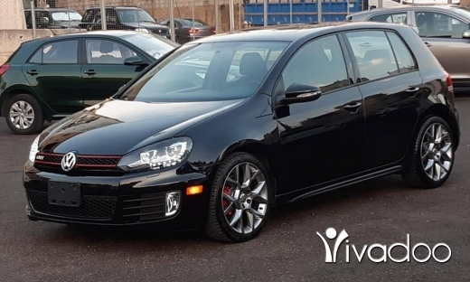Volkswagen in Beirut City - Wassim Ayoub 22 min GTI TURBO /model 2013/ full options ./DSG ./sunroof ./heated seats ./10 airbags/