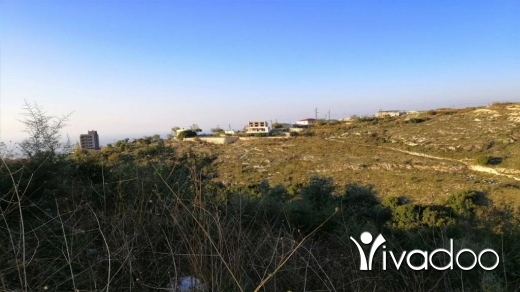 Land in Blat - Land for Sale Blat ( Mdamit ) Jbeil Area 730Sqm