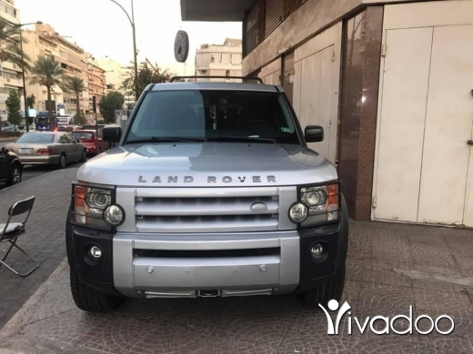 Rover in Beirut City - 1 $ Land rover lr3 Hse model 2007 v8 excellent condition 7 seat , dvd, ☎️03015109 ‎بيروت, بيروت