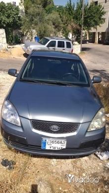 Kia in Beirut City - 4 900 $ kia Rio قرنة شهوان, جبل لبنان