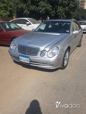 Mercedes-Benz in Tripoli - 12 500 000 $ E 211 mfawleh ‎طرابلس, الشمال