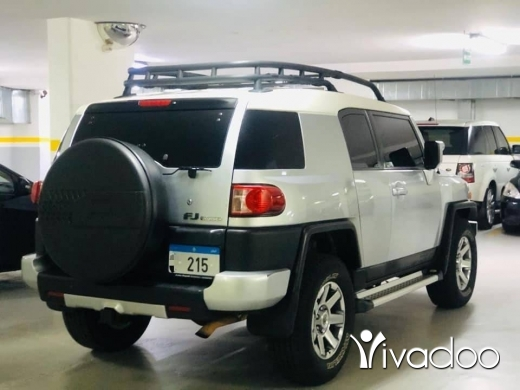 Toyota in Beirut City - 19 500 $ FJ Cruiser mod 2007 ‎بيروت, بيروت
