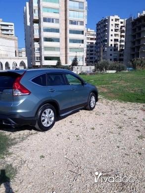 Honda in Tripoli - 3 $ CRV..4WD..EXL..2012أجنبي.. خارق النظافة.. كل الزوائد... عالفحص.. موجود بطرابلس للتواصل 03194832