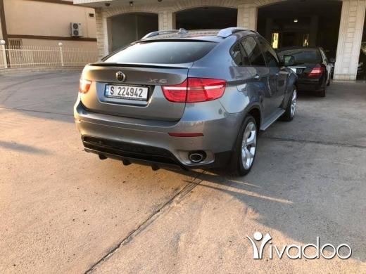 BMW in Beirut City - Hussein Zbib 7 min X6 lok m kel zwayd fyi madfo3 2020 mshi 100 2alf kilo masdar 2lmani tlifon 700835