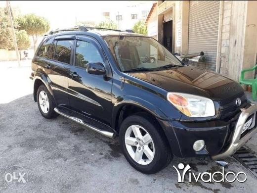 Toyota in Zahleh - 7 500 $ toyota Rav 4 Limited زحلة مار الياس, البقاع