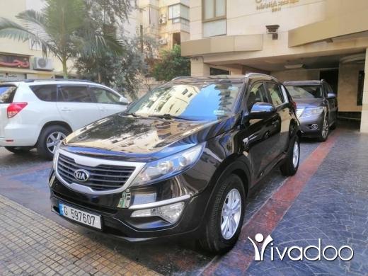 Kia in Beirut City - 2 500 $ ⭕ KIA SPORTAGE 2014 4X4 FULL OPTION 59000 KM السعر النهائي بيروت, بيروت