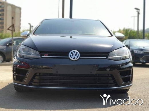 Volkswagen in Beirut City - 35 000 $ 2015 Golf R MK7 / Like New / No accidents / Stock / 67000km