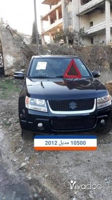 Suzuki in Beirut City - 10 500 $ سوزكي فيتاره 03625496 عاليه, جبل لبنان
