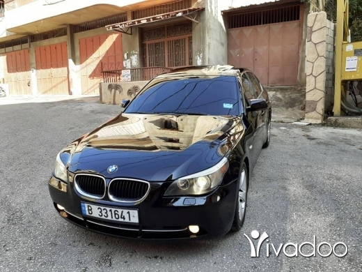 BMW in Beirut City - 6 500 $ E60