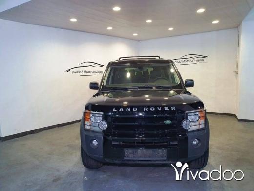 Rover in Beirut City - Haddad Motors est à Haddad Motors.J'aime la Page 27 septembre · Beyrouth 2007 Land Rover LR3 SE V8 B