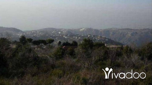 Land in Ram - Land for Sale Ram Batroun Area 4150Sqm