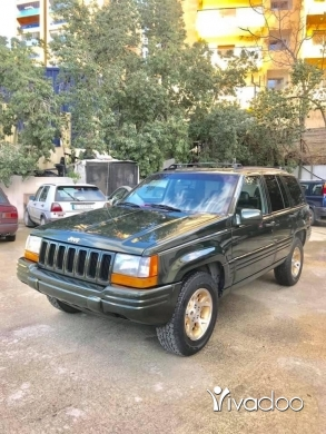 Jeep in Beirut City - GRATUIT Grand Cherokee 1996 V6