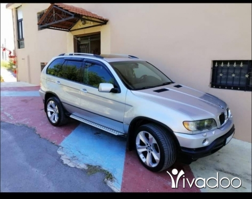 BMW in Nabatyeh - 6 200 $ Bmw X5 2001 ‎دوير النبطية, النبطية‎