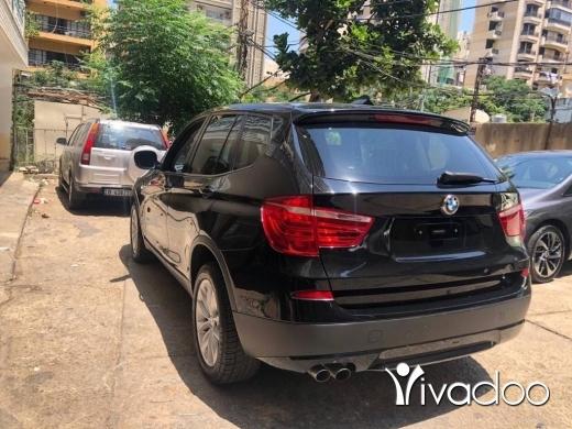 BMW in Ras-Beyrouth - BMW X3 2011