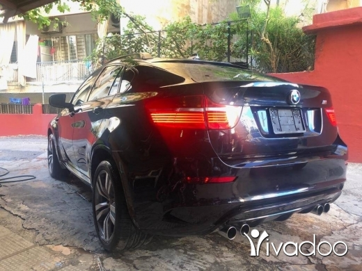 بي ام دبليو في روشه - BMW X6 M 2011