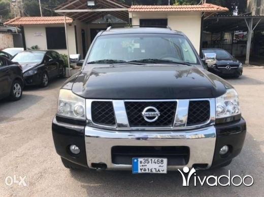Nissan in Sin el-Fil - 8 000 $ Nissan Armada V8 2007 سن الفيل, جبل لبنان