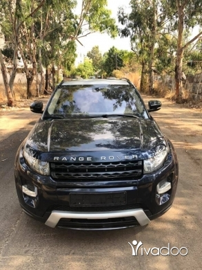 Rover in Beirut City -  Range Rover Evoque Dynamic Plus 2012