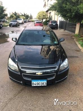 شيفروليه في مدينة بيروت -  Chevrolet Malibu LT 2011