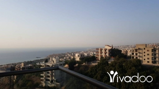 Apartments in Jbeil - 3-Bedroom Apartment for Rent in Jbeil with Open View : L05685