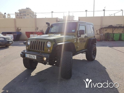 Jeep dans Tripoli - Wrangler jeep 2008 for sale
