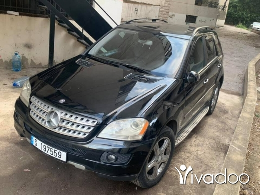 Mercedes-Benz in Sarba - mercedes ml 3504x4 2006for sale