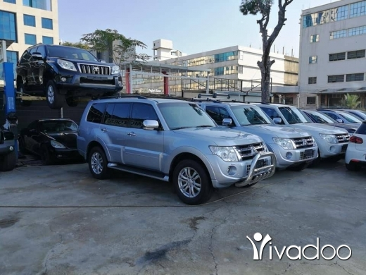 Mitsubishi in Beirut City - Pajero 3.8 model 2014for sale