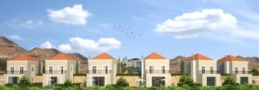 Villas in Faraya - ٦ فلل تريبلكس للبيع في منطقة اللقلوق