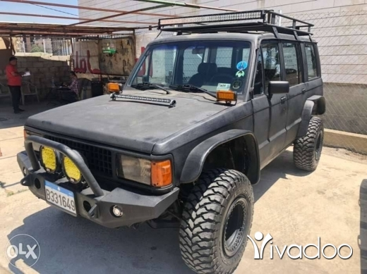 Jeep in Beirut City - Isuzu trooper 1990for sale