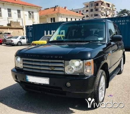 روفر في أنفه - Vouge Hse v8 2004for sale
