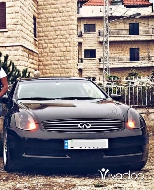 Infiniti in Beirut City - Infinity G35for sale