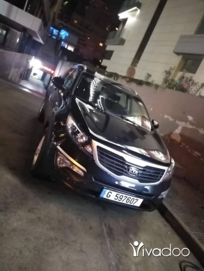 Kia in Beirut City - ⭕KIA SPORTAGE MODEL 2014 4X4 FULL BLACK 59000 KM ONLY ⭕