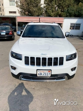 جيب في زغرتا - Jeep grand Cherokee 2014 limited
