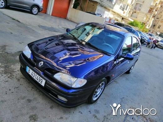 Renault in Tripoli - renault megane 1999 1.6L
