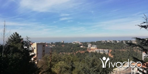 Apartments in Atchaneh - L05758 Apartment with Garden  open View for Sale in Beit Misk
